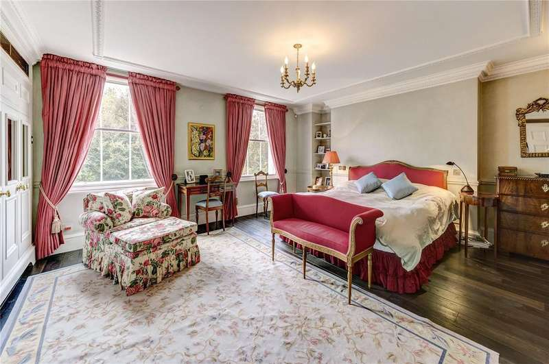 2 Bedrooms Apartment Flat for sale in Eaton Square, London, SW1W