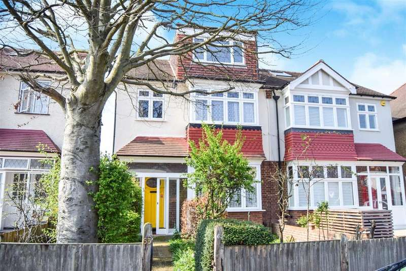 5 Bedrooms Semi Detached House for sale in Maycross Avenue, Morden