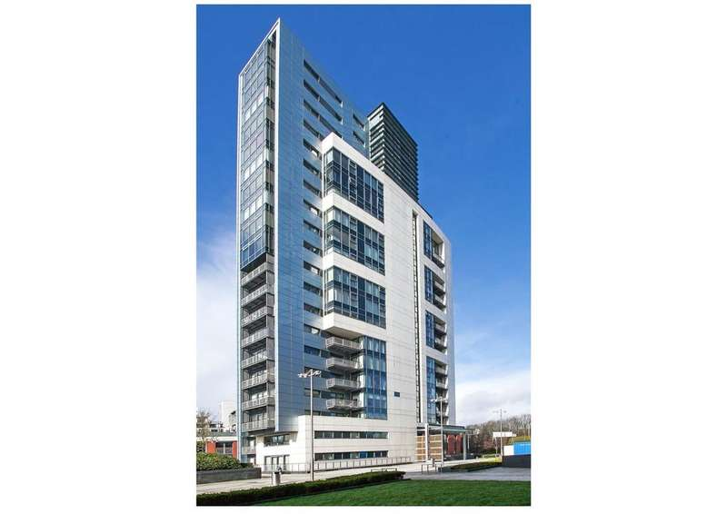 3 Bedrooms Penthouse Flat for sale in 14/4, Meadowside Quay Square, Glasgow Harbour, Glasgow