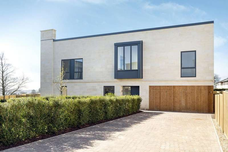 5 Bedrooms Detached House for sale in Lansdown Square West, Granville Road, Bath, BA1