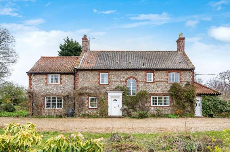 8 Bedrooms Detached House for sale in High Kelling