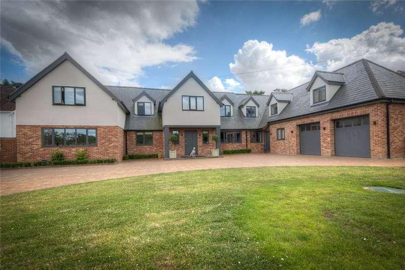 6 Bedrooms Detached House for sale in Tiddington Road, Stratford-upon-Avon, CV37