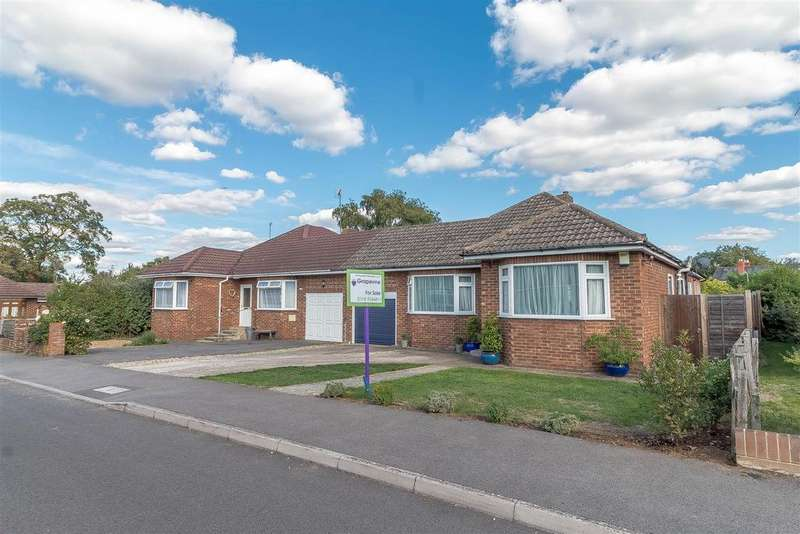 4 Bedrooms Link Detached House for sale in Sycamore Drive, Twyford, Reading