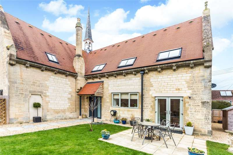 4 Bedrooms Semi Detached House for sale in Church Street, Kings Stanley, Stonehouse, Gloucestershire, GL10