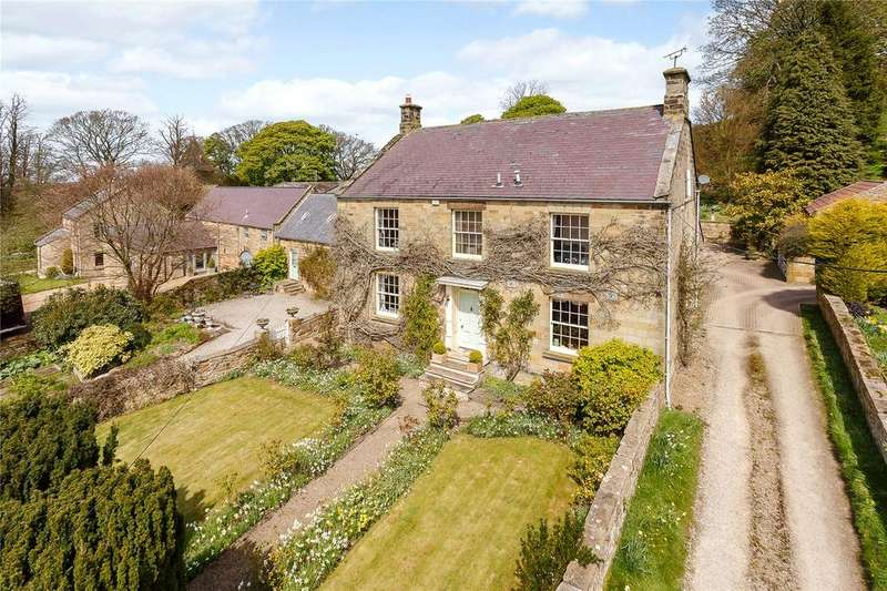 6 Bedrooms Unique Property for sale in Cowesby Grange, Cowesby, Thirsk, North Yorkshire, YO7
