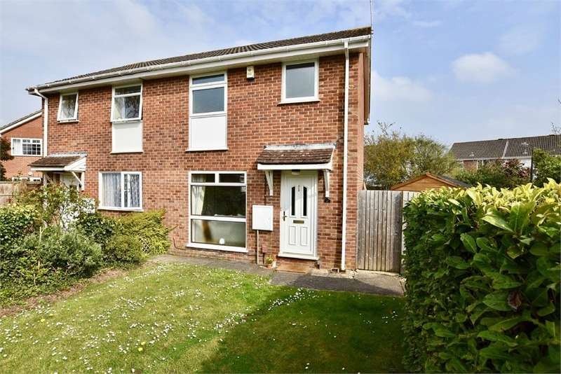 3 Bedrooms Semi Detached House for sale in Sherston Close, Nailsea, Bristol, North Somerset