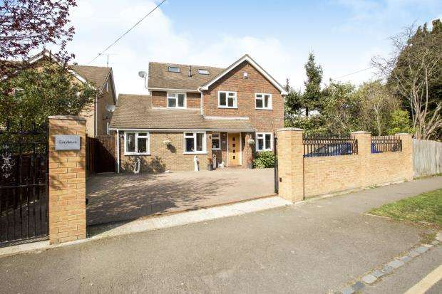 6 Bedrooms Detached House for sale in Bracknell, Berkshire, .