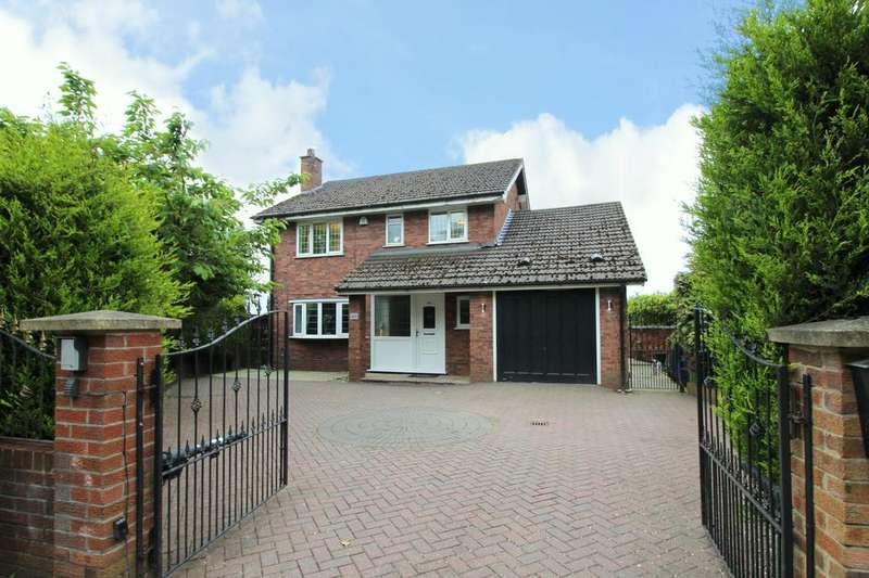 5 Bedrooms Detached House for sale in Newton Road, Lowton WA3