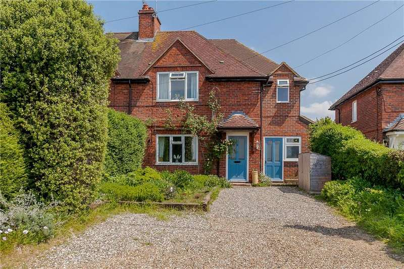 4 Bedrooms Semi Detached House for sale in Ash Copse, Dunsden, Reading, RG4