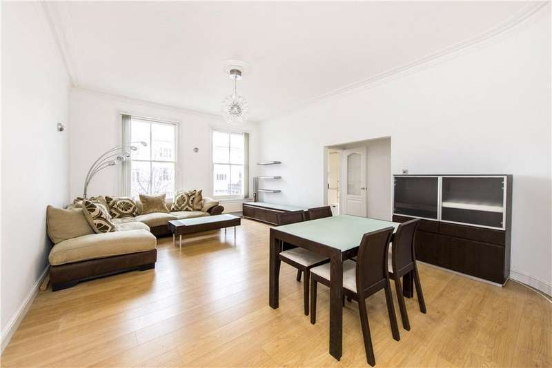 3 Bedrooms Flat for sale in Buckland Crescent, London, NW3