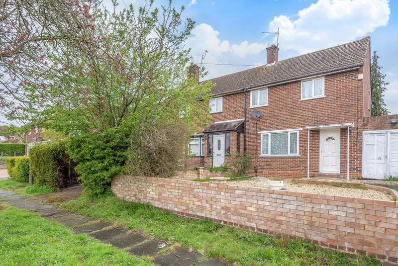 2 Bedrooms House for sale in Ashampstead Road, Reading, RG30