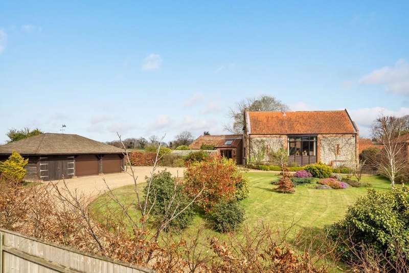 4 Bedrooms Barn Conversion Character Property for sale in Antingham