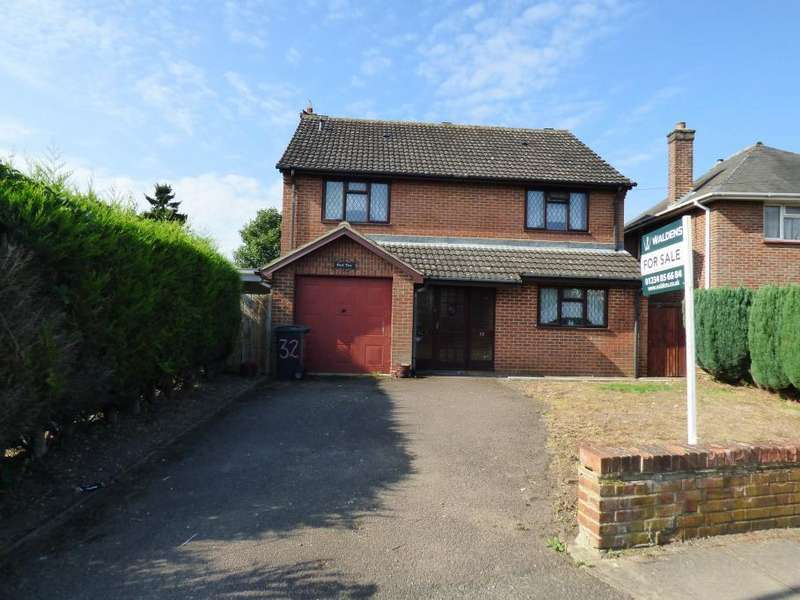 4 Bedrooms Detached House for sale in Kempston, Beds, MK42 8AT