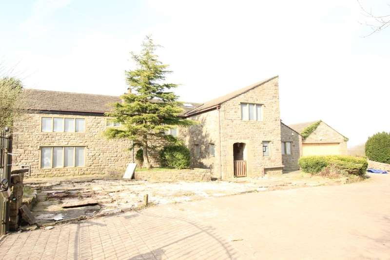 4 Bedrooms Detached House for sale in Duckworth Hill Lane, Oswaldtwistle, Accrington, BB5