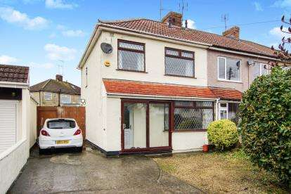 3 Bedrooms End Of Terrace House for sale in New Cheltenham Road, Kingswood, Bristol