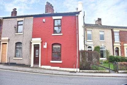 2 Bedrooms Terraced House for sale in Redlam, Blackburn, Lancashire