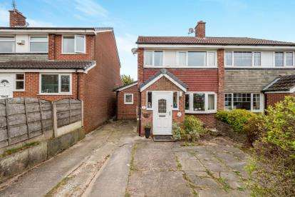 4 Bedrooms Semi Detached House for sale in Shelley Rise, Dukinfield, Greater Manchester, United Kingdom