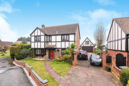 5 Bedrooms Detached House for sale in Great Notley, Braintree, Essex