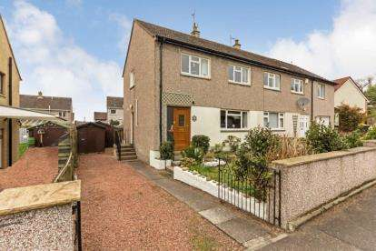 3 Bedrooms Semi Detached House for sale in Highfield Avenue, Linlithgow
