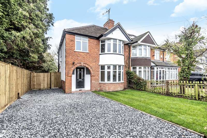 3 Bedrooms Semi Detached House for sale in Salcombe Drive, Earley