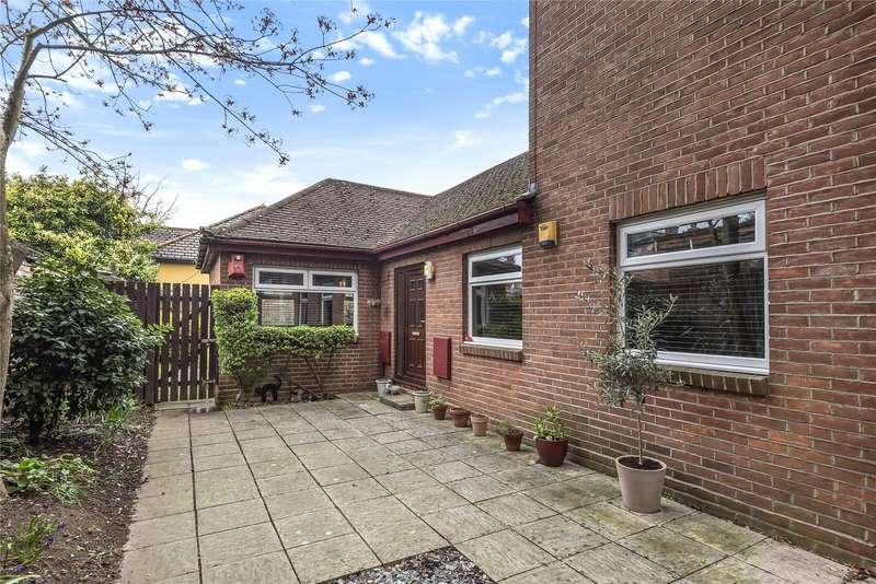 2 Bedrooms Apartment Flat for sale in Mulberry House, 208 Tilehurst Road, Reading, Berkshire, RG30