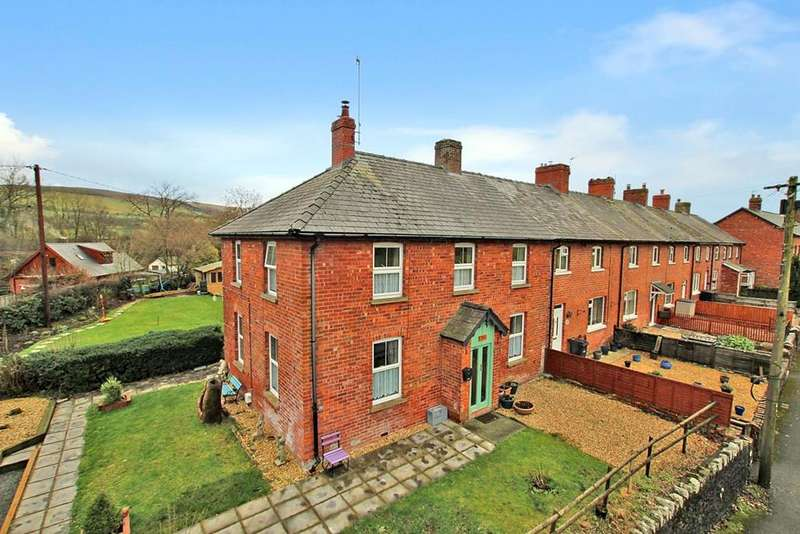4 Bedrooms End Of Terrace House for sale in Garth, Llangammarch Wells, LD4