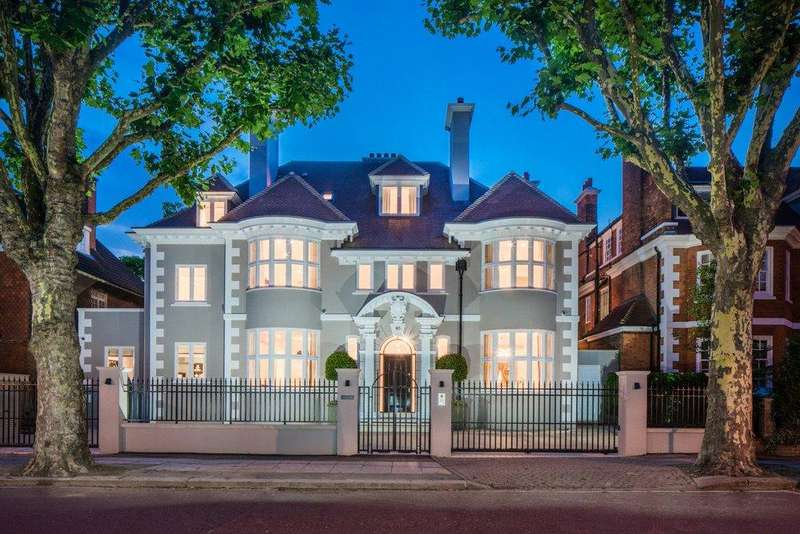 7 Bedrooms Detached House for sale in Elsworthy Road, London, NW3