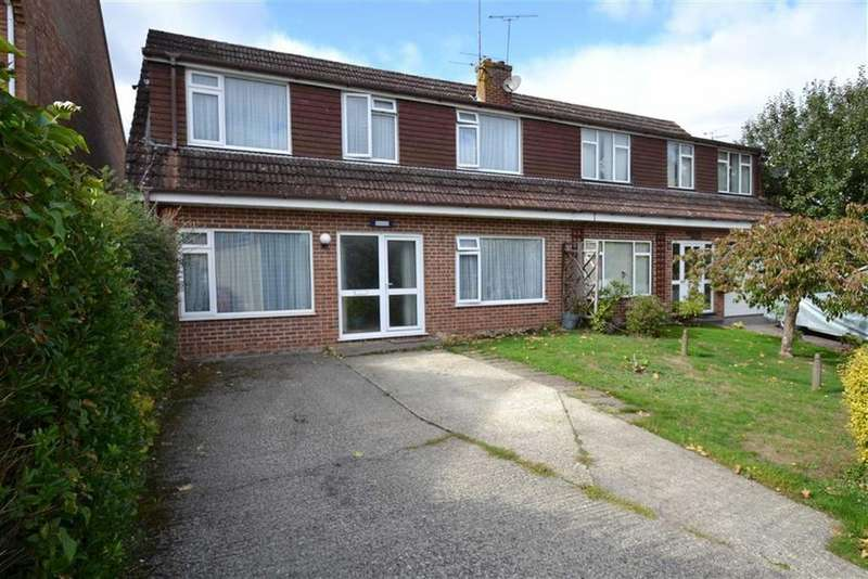 4 Bedrooms Semi Detached House for sale in The Folly, Newbury, Berkshire, RG14