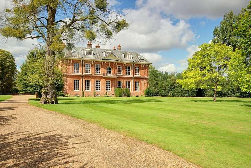 2 Bedrooms Apartment Flat for sale in The Mansion, Balls Park, Hertford SG13