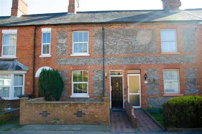 2 Bedrooms Terraced House for sale in Boundary Road, Newbury, Berkshire, RG14