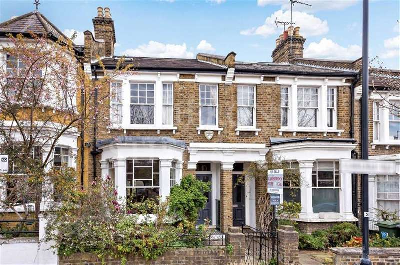 4 Bedrooms House for sale in Carlisle Road, Queens Park, Queens Park, NW6