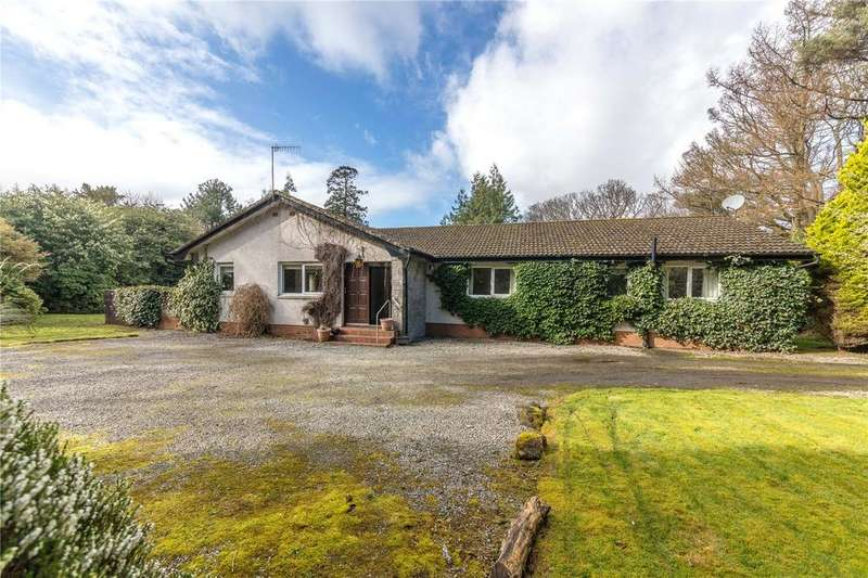 4 Bedrooms Unique Property for sale in Wood Vale, Main Road, Fairlie, Largs, KA29