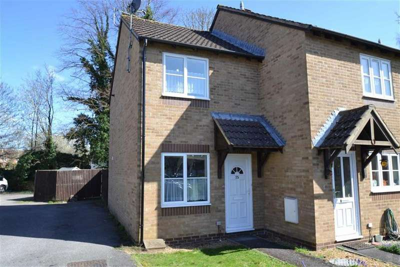 1 Bedroom End Of Terrace House for sale in Orchardene, Newbury, Berkshire, RG14