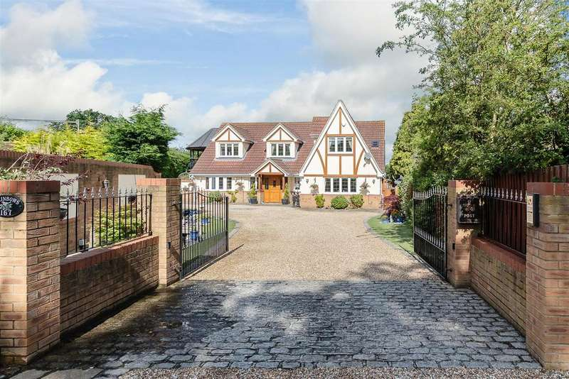 5 Bedrooms Detached House for sale in 157 Mountnessing Road, Billericay