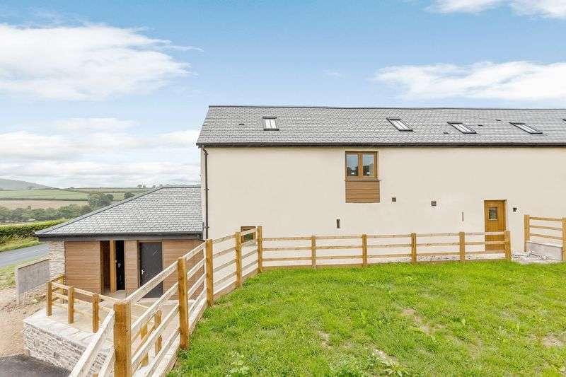 3 Bedrooms Property for sale in Chillaton, Devon