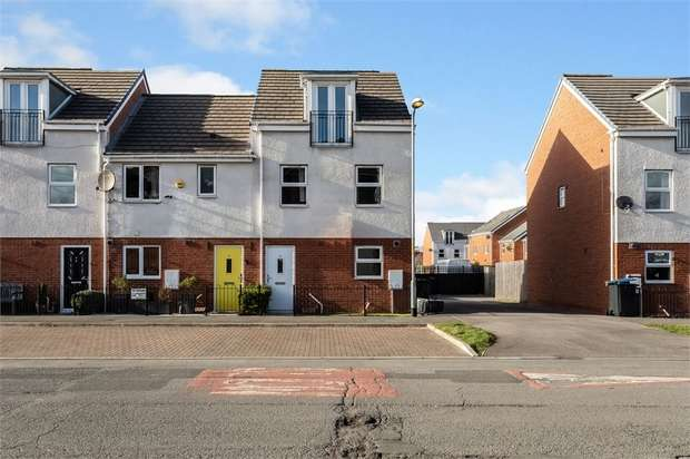 3 Bedrooms End Of Terrace House for sale in James Street, North Ormesby, Middlesbrough, North Yorkshire