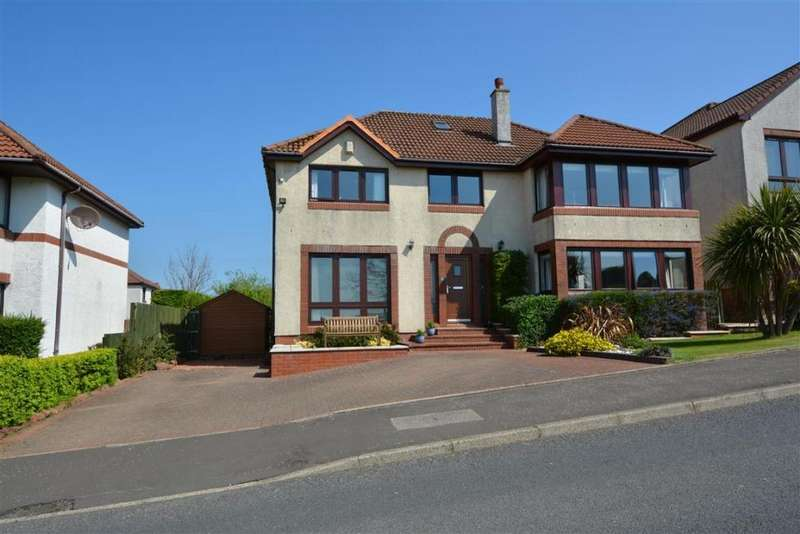 4 Bedrooms Detached Villa House for sale in 7 Annetyard Road, Skelmorlie, PA17 5BW