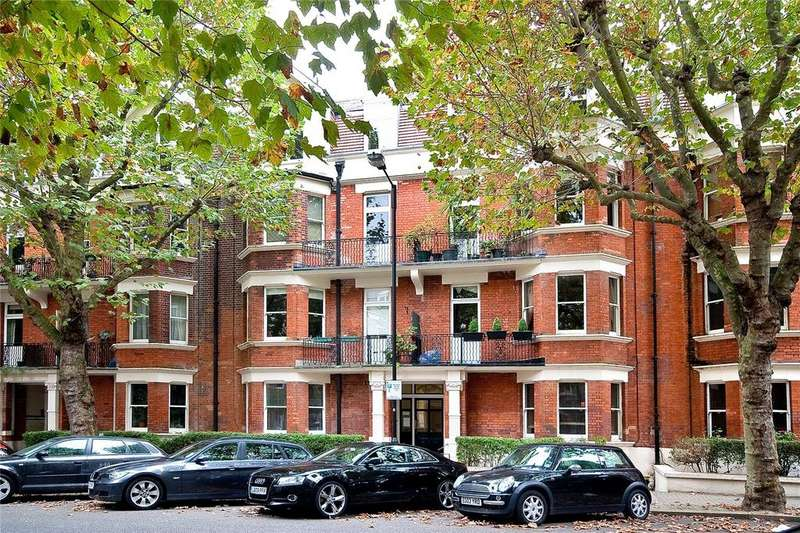 3 Bedrooms Apartment Flat for sale in Castellain Mansions, Castellain Road, London, W9
