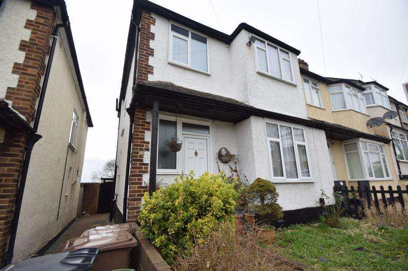 4 Bedrooms Semi Detached House for sale in Ninth Avenue, Luton