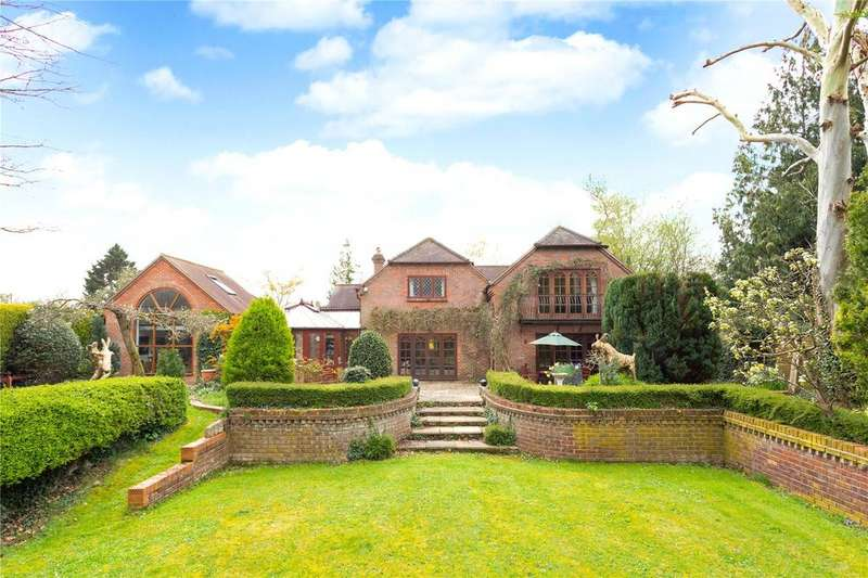 6 Bedrooms Detached House for sale in The Street, Brightwell-cum-Sotwell, Wallingford, Oxfordshire, OX10