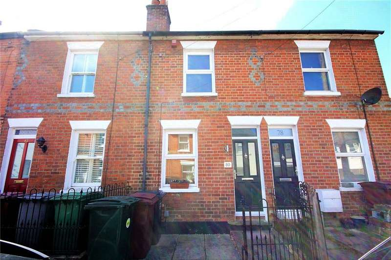 2 Bedrooms Terraced House for sale in Sherman Road, Reading, Berkshire, RG1
