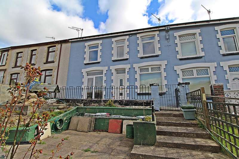 3 Bedrooms Terraced House for sale in Brookland View, Elliots Town, New Tredegar, Caerphilly, NP24 6NP