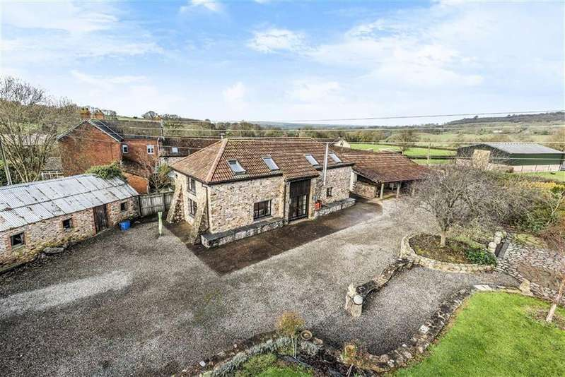 4 Bedrooms Detached House for sale in Bodmiscombe, Blackborough, Blackborough Cullompton, EX15