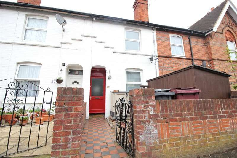 2 Bedrooms Terraced House for sale in Liverpool Road, Reading, Berkshire, RG1