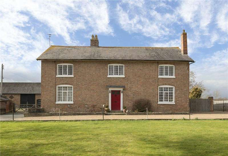 4 Bedrooms Detached House for sale in Manor Road, Wickhamford, Worcestershire, WR11