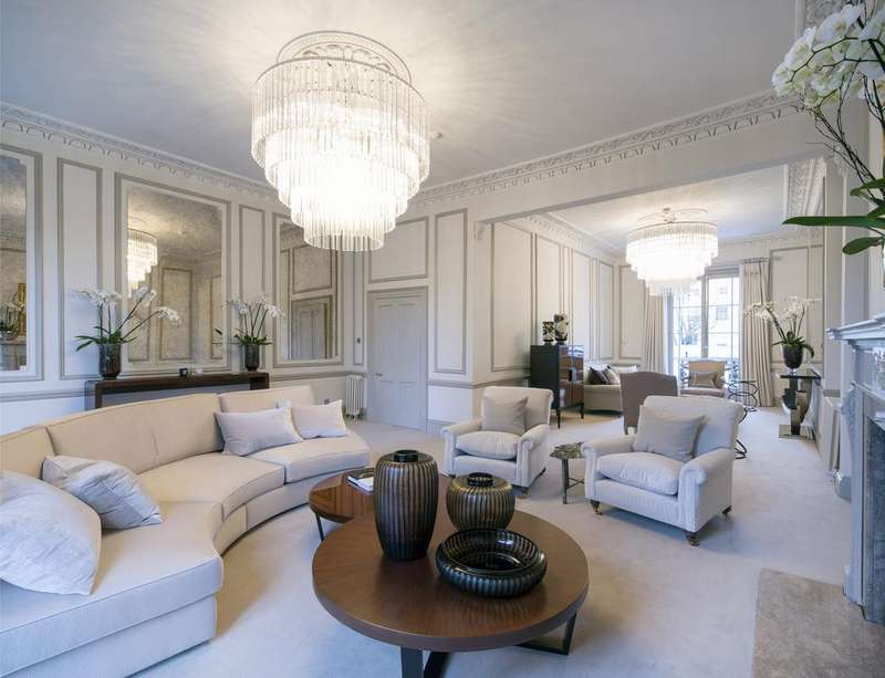 6 Bedrooms House for sale in Hanover Terrace, London. NW1