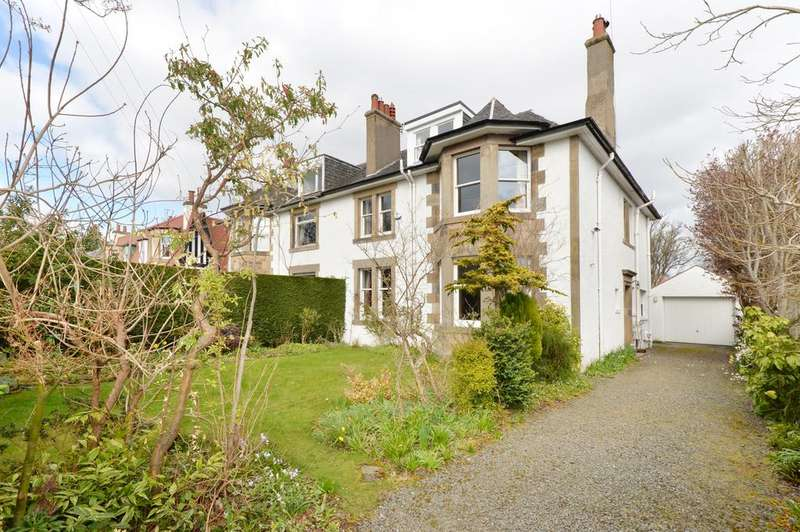 4 Bedrooms Semi Detached House for sale in Spylaw Bank Road, Edinburgh EH13