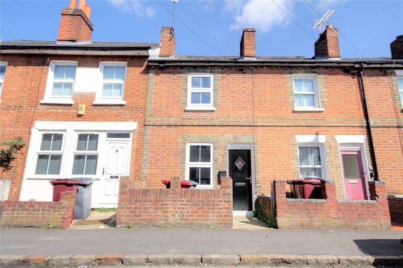2 Bedrooms Terraced House for sale in Amity Road, Reading, Berkshire, RG1