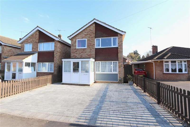 3 Bedrooms Detached House for sale in Hockliffe Road, Leighton Buzzard