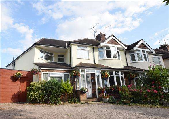 7 Bedrooms Semi Detached House for sale in Gloucester Road, CHELTENHAM, Gloucestershire, GL51 7AG